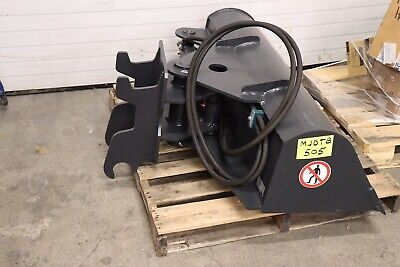 50 Hydraulic Ditching Grading Bucket For John Deere 5060 Mini Excavators