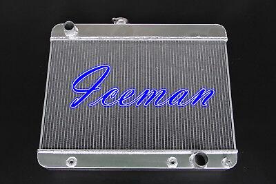 NEW 3 ROWS 1965 1967 Pontiac GTO LeMansTempest V8  ALL ALUMINUM RADIATOR