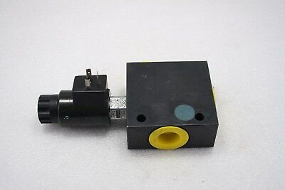 Sun Hydraulics 3 Way Directional Spool Valve Dmdamnn Manifold W3ys 12 Gpm