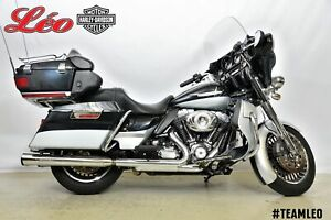 2012 Harley-Davidson Electra Glide Ultra Limited **EXHAUST CUSTO