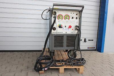 Messer Griesheim Uniwig GW 280 Schweißgerät Wig Schweißgerät Elektroden 85/76