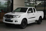 Toyota Hilux Extra Cab Life 4x4 mit Standheizung