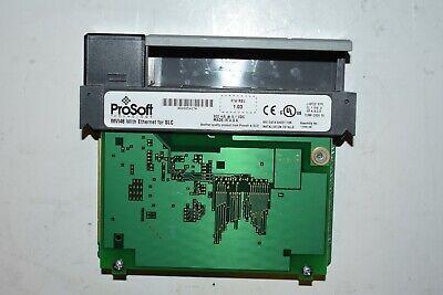 Prosoft Mvi46-admnet Ethernet Module Mv146-admnet