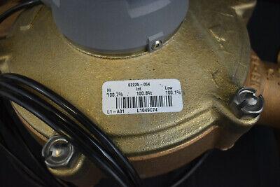 Badger Meter 1-12 Rcdl M120 Recordall Model 120 Ll Disc Meter W Hre-lcd