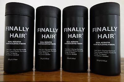 Cool Loss Concealer Powder Keratin Fibers Hide Bald Spots Cover Balding Short Hairstyles Gunalazisus