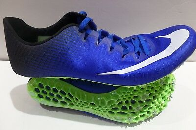 Nike Zoom Superfly Elite Racing Spike Track Running Shoes 835996-413 Sz 11.5