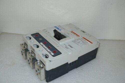 AUTOMATION DIRECT L3P-600 35K LT3600T MOLDED CASE CIRCUIT BREAKER 600A 3 POLE