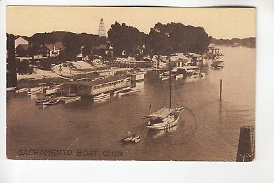Sepia Boat Club Sacramento CA, used for sale  Worcester