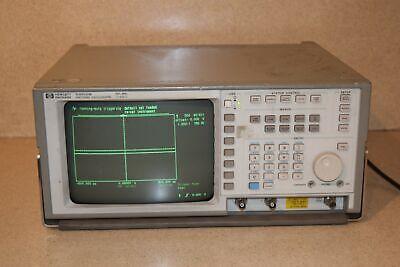 Hewlett Packard 54510b Digitizing Oscilloscope 300 Mhz Tb