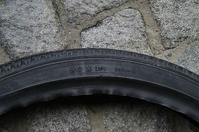 2 Wulstreifen 26x1 1/2 fürs Schweizer Militärrad Ordonnanzrad 05 Fahrrad Reifen