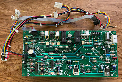 Simplex 562-907 Rev G Fire Alarm Amplifier Circuit Board 4100 Control Panel