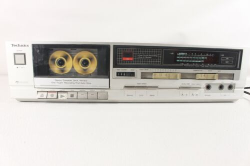 TECHNICS RS-B 12, vintage cassette deck,serviced. (ref D 819)