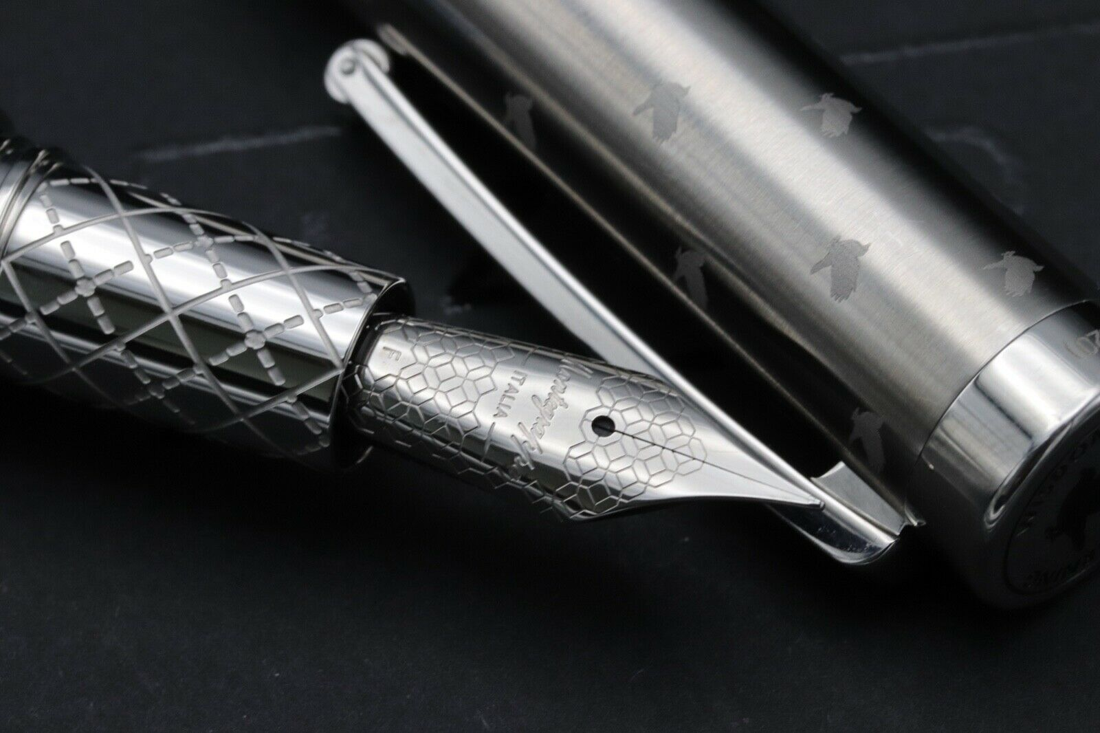 Montegrappa Harry Potter Ravenclaw Fountain Pen - NEVER INKED 4