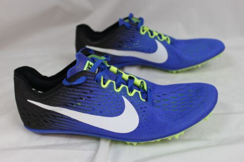 Nike Zoom Victory 3 Distance Track/XC Shoes Blue, 7.5, 8, 8.5, 10, 10.5, 12