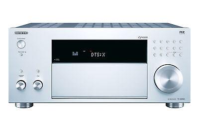 ONKYO tx-rz820 7.2 ricevitore AV Argento