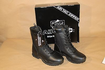 Ridge footwear air-tac 8006 Many Sizes boot shoe, Fast Shipping