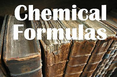 50,000 Vintage Collection Old Fashioned Formulas & Chemical Recipes on - Old Fashion Collection