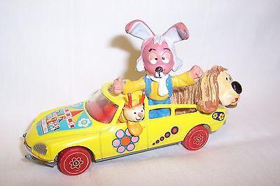 Corgi Toys - Magic Roundabout - Dougal`s Car - Unboxed - Nice Condition - No 807