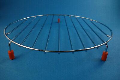 Grillrost Rost für Mikrowelle Durchmesser 25cm 248-256mm Höhe 3cm 30mm
