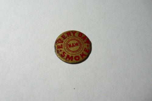 EVERYDAY SMOKE (H&W) Tobacco tag.