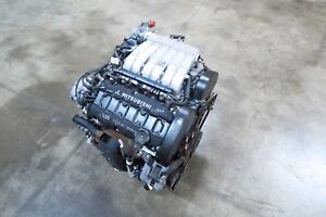 JDM Mitsubishi GTO 3000GT 6G72 Twin Turbo Engine & 5 Speed AWD Trans Stealth
