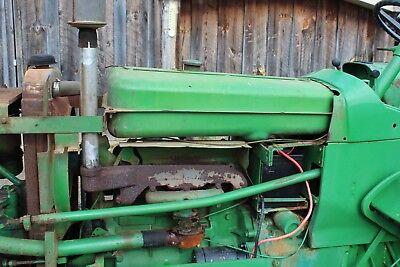 John Deere Tractor Crawler Dozer  2010 Fuel Tank Farmerjohnsparts