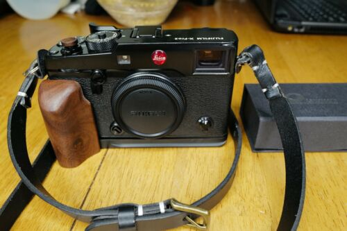 Fujifilm X-Pro2 24MP  Digital Camera ,Excellent - Low Shutter Count