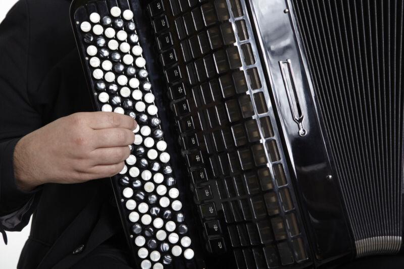 Das Knopf-Akkordeon eignet sich besonders für Folklore. (Foto: Thinkstock)