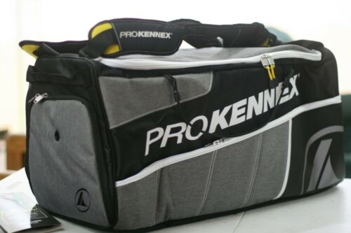 ProKennex Racquetball Bag BLACK GREY COLOR PRO BAG