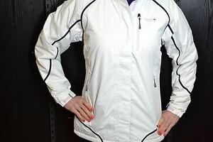 Regatta-Mujer-Skylar-Chaqueta-Blanco-rwp046-Impermeable-Acolchado-Forro-exterior