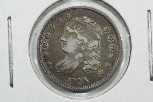 1835 Capped Bust Half Dime, Choice Very Fine