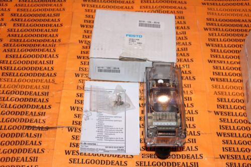 Festo QH-DR-E-SIEN-M12NB-B Limit Switch 164853 New