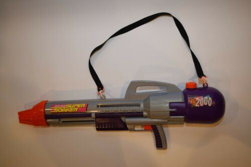 Larami Super Soaker CPS 2000 Mark 1 - Tested Works