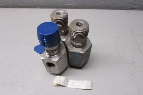 Milton Roy 0221-0101-116 Cartridge Discharge Lot of 3!