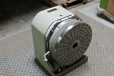 A.a. Gage Ultradex Model B High Precision 12 Indexer Vertical Rotary Table