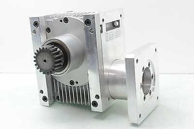 Gudel 409010 Ae 090l Worm Gear Right Angle Gearbox 41 Ratio 32mm Input
