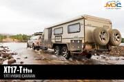 2018 MDC XT-17T Hybrid Pop Top Caravan Heatherbrae Port Stephens Area Preview