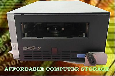 Qualstar Lto 3 800Gb Tape Drive Assembly Ultrium3 501903 62 9 Lvd Se Ibm Hotplug