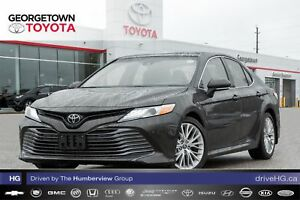 2018 Toyota Camry XLE|NAVIGATION|BACK UP CAM|PANO ROOF|HEATED SE