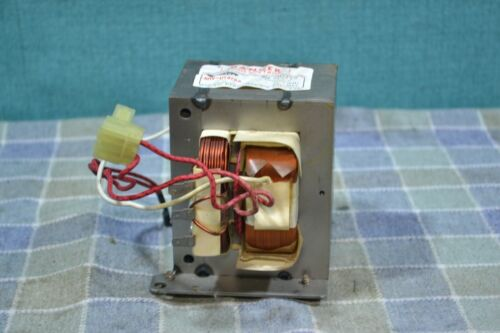 GE General Electric Microwave Oven High Voltage Transformer WB27X10605