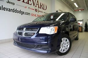 2015 Dodge GRAND CARAVAN SXT STOW N GO