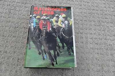 TIMEFORM RACEHORSES 1988 ...WITH DUSTCOVER AND IN ORIGINAL PACKAGING