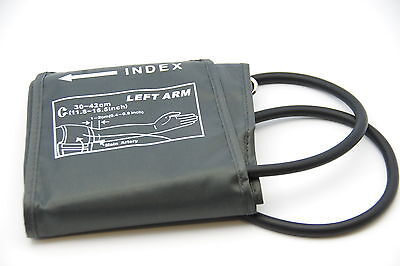 Cuff for digital blood pressure monitor extra large size (30-42cm) 11.8-16.5 in