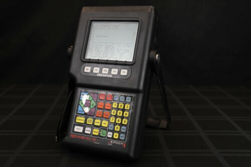 Olympus Epoch 4 Base Model Ultrasonic Flaw Detector - Panametrics NDT UT