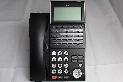 Lot Of 10 Nec Dt300 Series Dtl-24d-1 Bk Business Office Phones