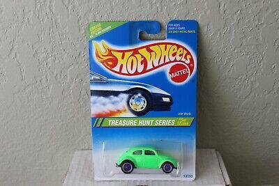 Hot Wheels 1995 Treasure Hunt #5 VW Bug