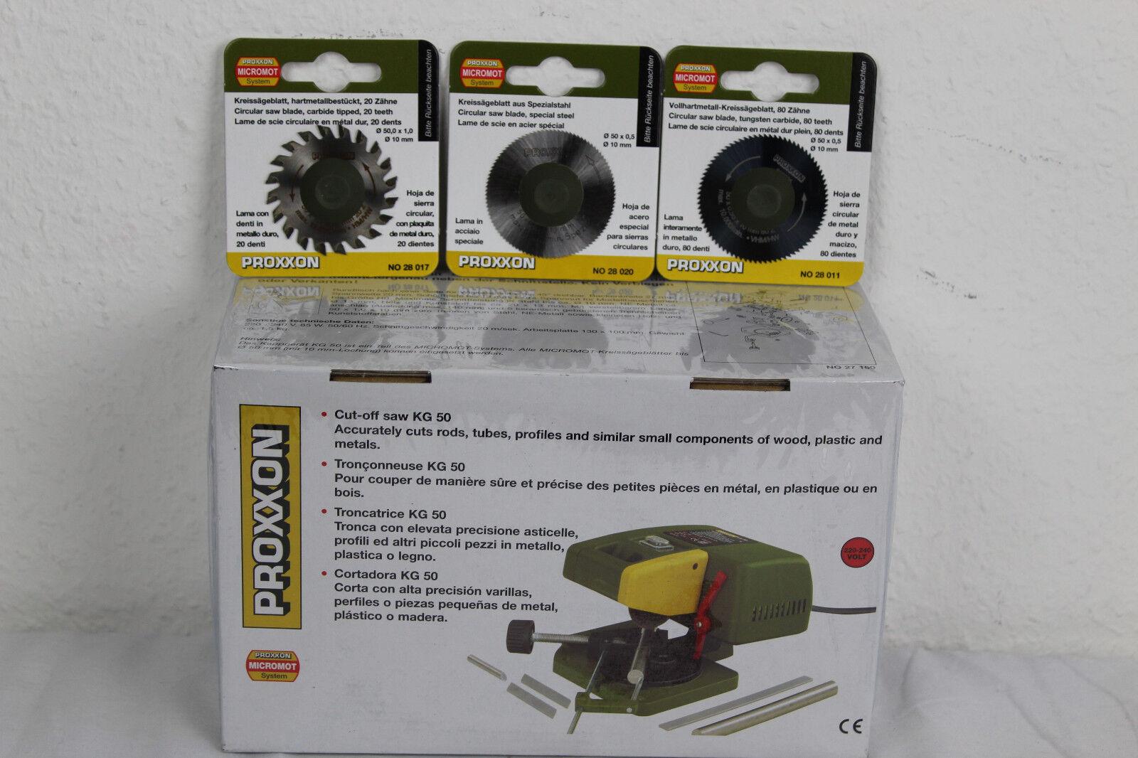 Proxxon 27150 Kappger/ät KG 50