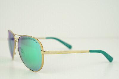 Michael Kors MK 5004 Chelsea 10043R Green/Gold 59-13-135 2N Sunglasses
