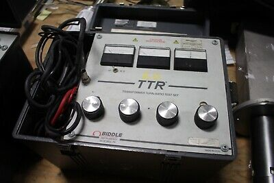 Electrical Power Measurement Megger