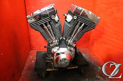 B 99 HARLEY DAVIDSON FLHT ELECTRA GLIDE ENGINE MOTOR 1450CC 88CI TWIN CAM TOUR